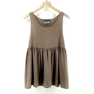 Urban Renewal Dresses - UO Urban Renewal Brown Oversized Dress - Size S